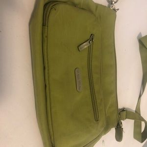 Crossbody  Lime color